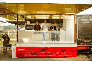 Uno dei streeat food truck