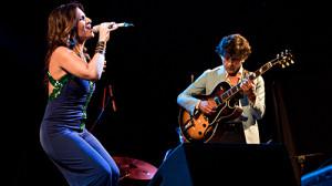 Chiara Civello e Nicola Conte