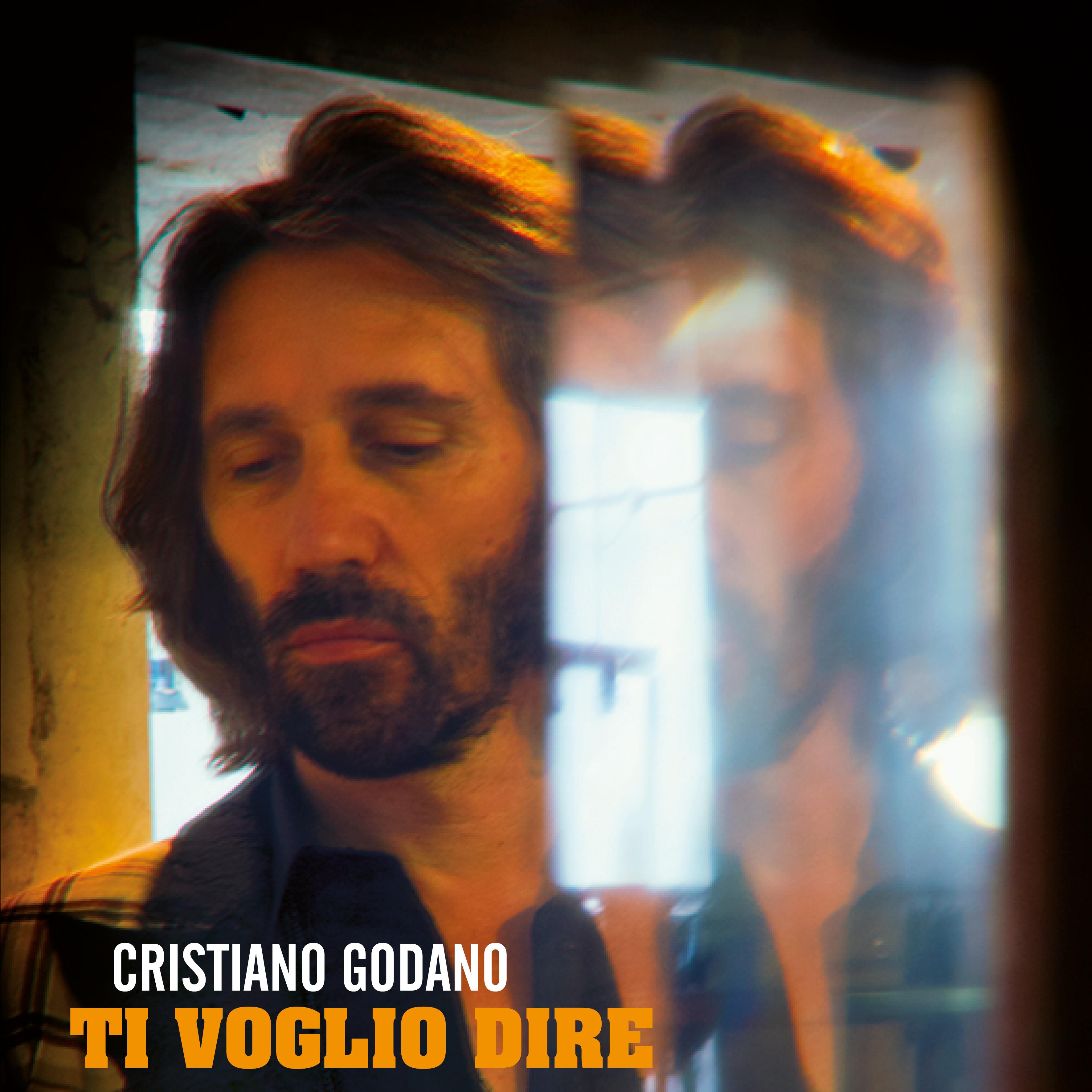 La cover del singolo di Cristiano Godano